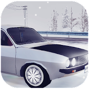 Snow Car Drift Simulator
