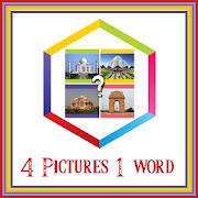 4 Pictures 1 word quiz 2018