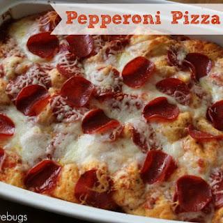 Pepperoni Pizza Bake 0