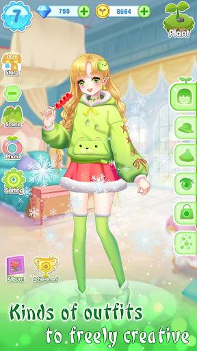 ud83dudc57ud83dudc52Garden & Dressup - Flower Princess Fairytale 2.7.5009 screenshots 22