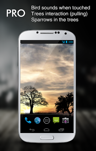 Sun Rise Free Live Wallpaper screenshot 4