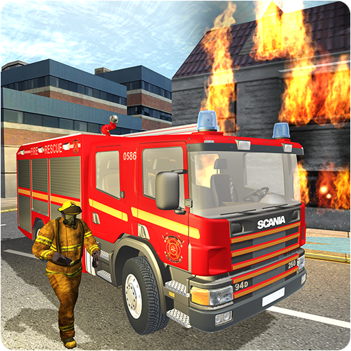 American Firefighter Emergency Rescue (game)