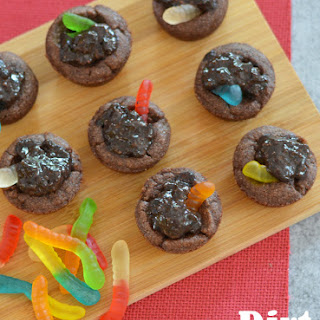 Dirt Cookie Cups