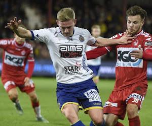 Sinterklaas kan veel, maar voetballen kon hij nog niet, dus helpt KV Kortrijk een handje