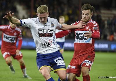Kortrijk-spelers Kristof D'Haene en Lars Veldwijk volgen bokstraining bij kampioen