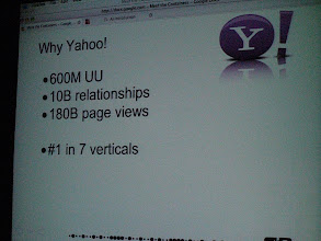 Photo: Yahoo! is big!