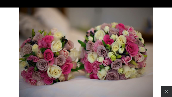 Flower Bouquet Ideas Screenshot Thumbnail
