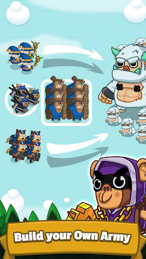 Cats Clash - Epic Battle Arena Strategy Game 0.0.32 screenshots 1
