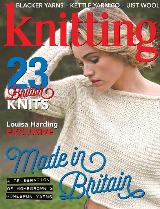 Knitting Magazine- screenshot
