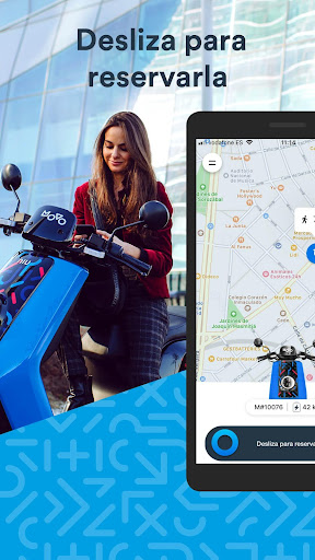 Movo - Motosharing and electric scooters  screenshots 3