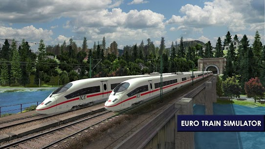 Euro Train Simulator 2 1.0.5.6 Apk Mod (Unlocked) Download 2018 3