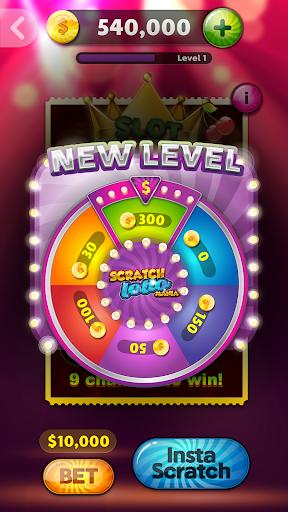 Scratch Lotto Mania