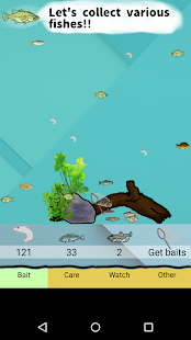Blackbass Breeding (Aquarium)- screenshot thumbnail