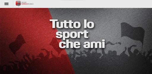 App per accedere ai contenuti di Sportgrigiorosso.it