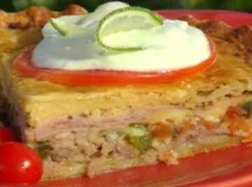 CalRio Cuban Pie