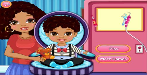 クレイジー歯医者 - 子供のゲーム