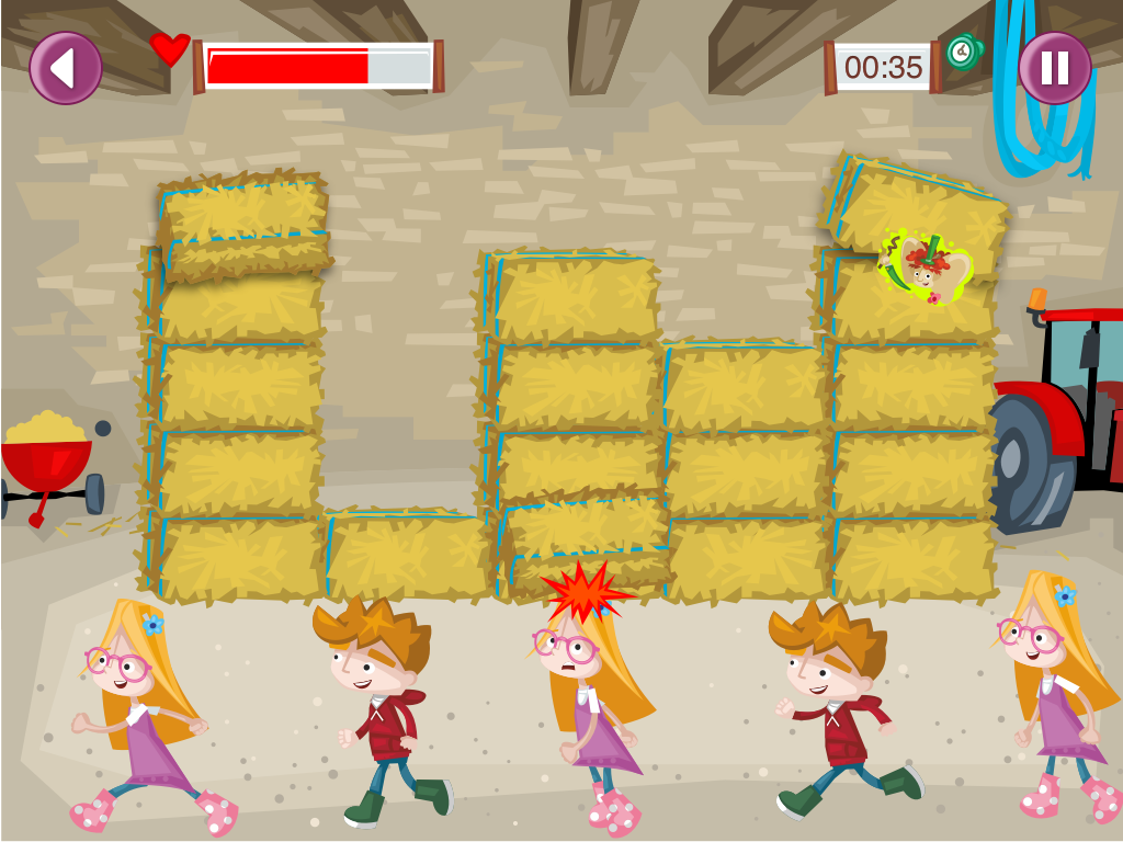 AgriKids Farm Safe Fun- screenshot