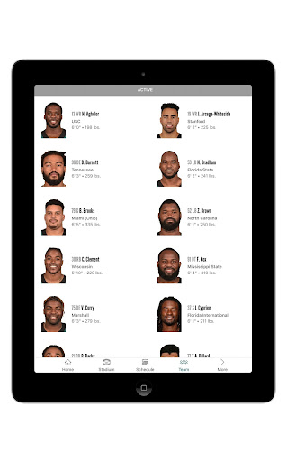 Eagles Official Mobile screenshot 15