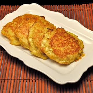 Shredded Potato Cakes.