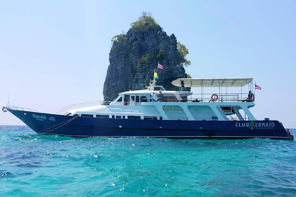 Cruise to Koh Ha in less than 1 hour