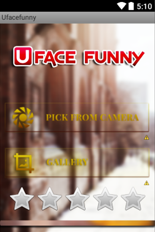 uface funny changer