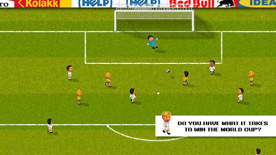Resultado de imagem para World Soccer Challenge android