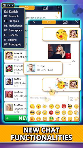VIP Games: Hearts, Rummy, Yatzy, Dominoes, Crazy 8 apkmr screenshots 3