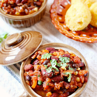 Very Veggie Bean Chili