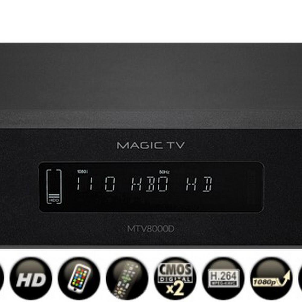 Pixel Magic MTV8000D 1TB