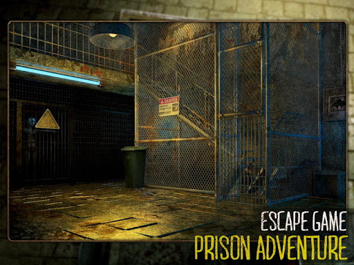 Escape game:prison adventure - screenshot