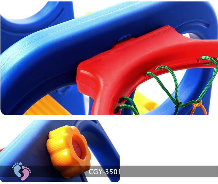 Xích đu trẻ em mini YGC-3501 9