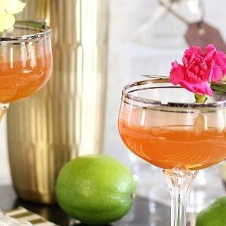 Sweet Tart Cocktail.