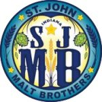 Logo of St. John Malt Brothers Bolder Burnt Bottom Brown