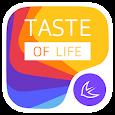 Taste of Life theme for APUS