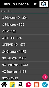 Dish TV Channel Apk Android – gameapks com