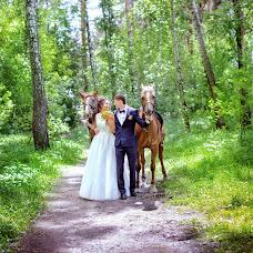 Wedding photographer Snezhana Gorkaya (SnezhanaGorkaya). Photo of 07.08.2016