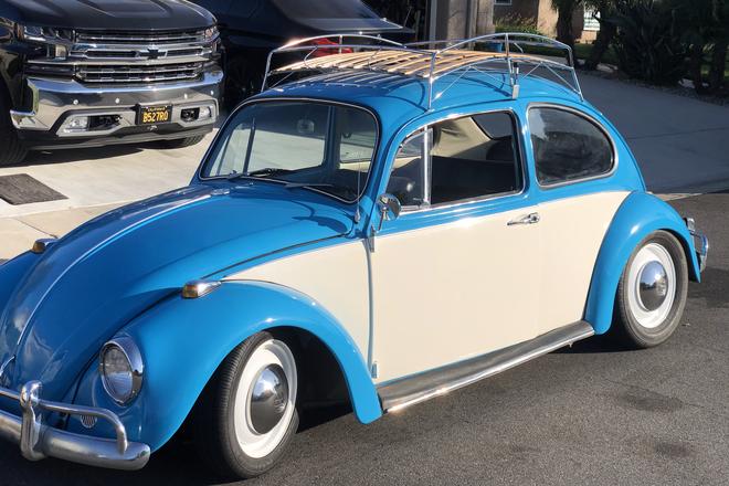 1967 Volswagon Beetle Surf Bug Hire CA 92007