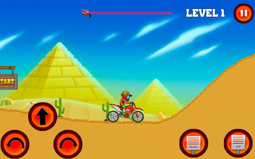 Motor Bike Race  screenshots 2