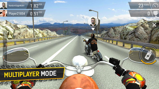 Moto Racing 3D  screenshots 1