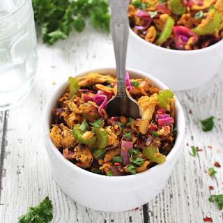 Warm Tuna Salad