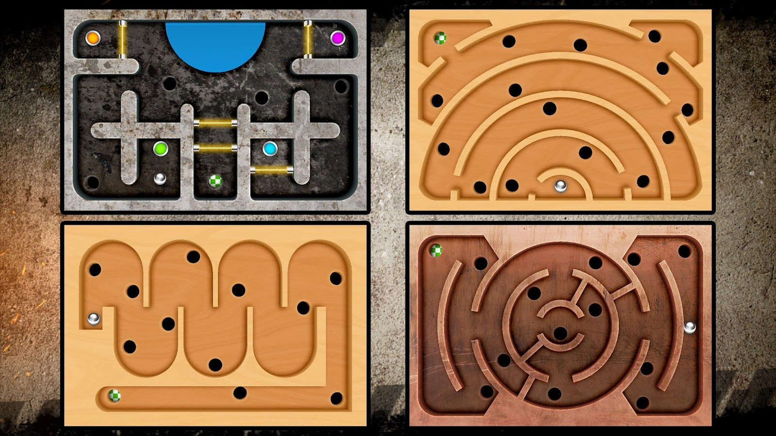 Labyrinth Game Free- screenshot