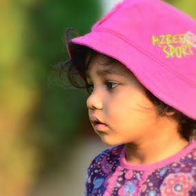 My Darling by Ravjeet Singh - Babies & Children Child Portraits ( girl child, daughter, children )