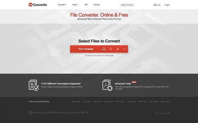 Convertio chrome web store file converter fandeluxe Choice Image