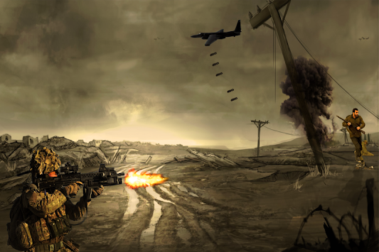 Freedom Fighter apk screenshot
