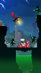 Supreme Stickman: Hit or Die MOD APK [Unlimited Money] 6
