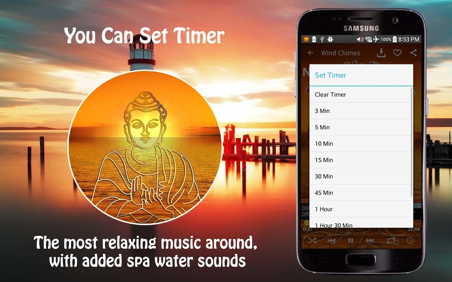 Relax Meditation: Yoga & Spa- screenshot