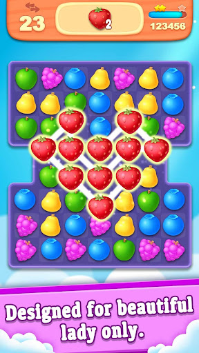 Fruit Link - Line Blast apktram screenshots 3