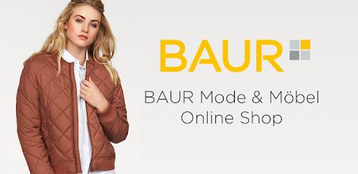 BAUR Mode Wohnen Shopping App – Apps bei Google Play