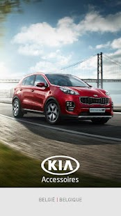 KIA Accessoires Luxembourg- screenshot thumbnail
