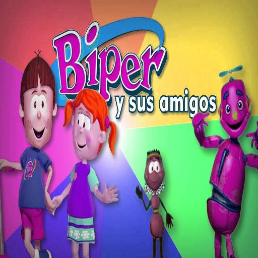 Videos de Biper y sus amigos
